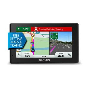 Garmin DriveAssist 50 Lifetime Europe45, navigace s vestavěnou čelní kamerou