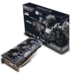 Sapphire Radeon NITRO R9 FURY / PCI-E/ 4GB HBM/ HDMI/ TRIPLE DP TRI-X OC+