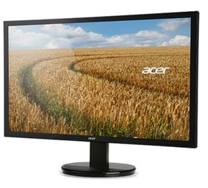 "21.5"" ACER K222HQLBID, 1920x1080, 100M:1, 5ms, HDMI, DVI, LCD, LED, Black"