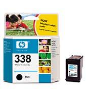 HP inkoustová cartridge černá C8765EE, č. 338