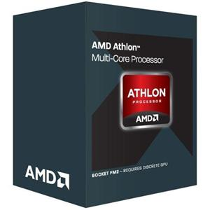 AMD Athlon X4 880K-4,0GHz Godaveri (4core,4MB L2,socket FM2+,95W,28nm) BOX(quiet cooler),Black Edition