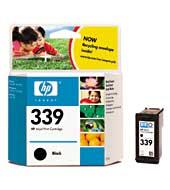 HP inkoustová cartridge černá C8767EE, č. 339