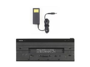 Toshiba dokovací stanice Hi-Speed Port Rep III 120W - Portégé A30,R30,Z30, Tecra A50,Z40,Z50
