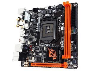 GIGABYTE B150N Phoenix-WIFI 1151/B150,VGA,DVI,HDMI,Gbe,PCI-e x16,4xSATA3,M.2 Sock,USB3.1 Type A+C,DDR4/2133,miniATX
