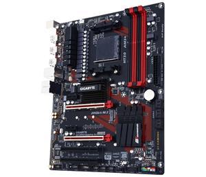 GIGABYTE 990X-Gaming SLI AM3+/AMD 990X,Gbe,8CH,FW,2xPCI-e 16/8x,6xSATA3/R,M.2 Sock 3,USB3.1 Type A,DDR3/1866,ATX