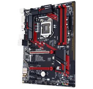 GIGABYTE Z170-Gaming K3 1151/Z170,DVI,HDMI,Gbe,2xPCI-e x16/4,6xSATA3/R,M.2 Soc3,2xSATA Expr,USB3.1 Type A,DDR4/3466,ATX