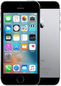 Mobilní telefon Apple iPhone SE 64GB - vesmírně šedý
