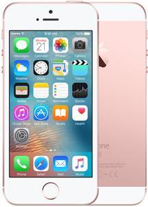 Mobilní telefon Apple iPhone SE 64GB - růžově zlatý