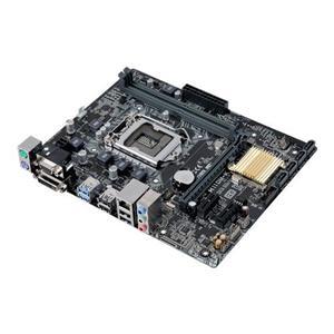 ASUS H110M-K 1151/H110,VGA,DVI,Gbe,PCI-e 3.0/16,4xSATA3,4xUSB3.0,2xDDR4/2133,mATX