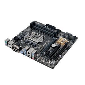 ASUS Q170M-C 1151/Q170,VGA,DVI,HDMI.DP,Gbe,2xPCI-e x16/4,6xSATA3/R,10xUSB3.0,DDR4/2133,mATX