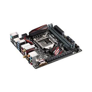 ASUS Z170I PRO GAMING 1151/Z170,HDMI,DP,WiFi+BT,Gbe,PCI-e x16,2xSATA3,SATA Exp,M.2 Soc3,8xUSB3.1 Typ A,DDR4/3400,miniITX