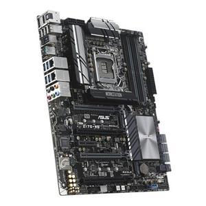 ASUS Z170 WS 1151/Z170,WF,DVI,HDMI,DP,Gbe,3xPCI-e3.0/16/8,6xSATA3/R,2xSATA Exp,M.2Sock,USB3.1,DDR4/3866,ATX