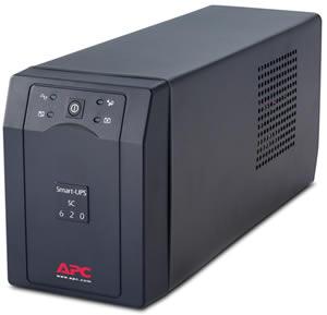 APC Smart-UPS SC 620VA, 230V