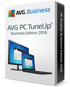 AVG PC TuneUp Business Ed., 3 lic. (1 rok) SN Email