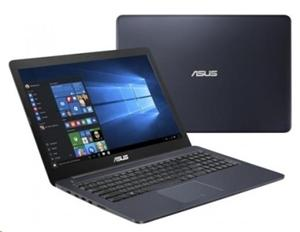 """ASUS E502SA Cel. DC N3050/4GB/500GB/15.6"""" HD LED/HDMI/3.0/WL/BT/Cam/USB3.0/W10 modrá"""