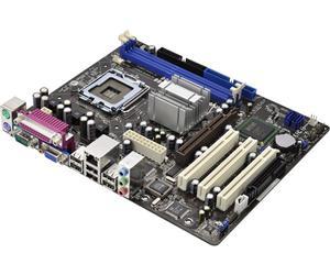 MB ASRock 775i65G R3.0, s775/i65,VGA,COM+LPT,LAN,AGP,3xPCI,2xATA100,2xSATA,2xDDR400,ATX