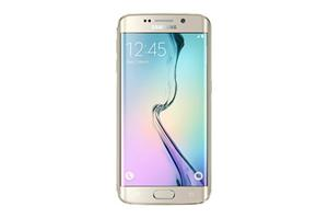 Samsung Galaxy S6 edge (SM-G925F) Gold, 32GB, NFC, LTE