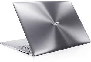 "ASUS UX501VW i7-6700HQ/8GB/1TB+128GB SSD/15.6"" FHD/nV GTX960M 2GB/HDMI/DP,WL/BT/CAM/USB3.1/W10Pro,šedá"