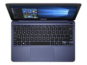 """ASUS E200HA Atom x5-Z8300/2GB/32GB eMMC/11.6"""" LED/HDMI/WL/BT/CAM/USB3.0,W10,modrá"""