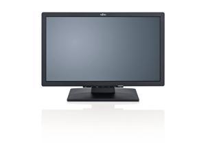 "22"" LCD Fujitsu E22T-7 PRO Black 1920 x 1080/20M:1/5ms/250cd/HDMI/VGA/DVI/repro"