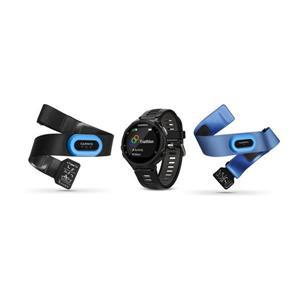 Garmin Forerunner 735XT Tri Bundle Black, sportovní hodinky