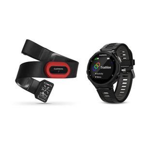 Garmin Forerunner 735XT Run Bundle Black, sportovní hodinky