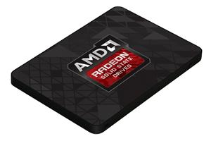 "AMD Radeon R3 SATA3 2.5"" SSD disk 120GB, čtení 520MB/s, zápis 360MB/s, výška7mm"