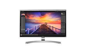 """27"""" IPS LG 27UD88-W,UHD(4K) 3840x2160,178°H-178°V,2xHDMI,DP,5ms,350cd/m2,USB 3.0,pivot,repro,černá"""