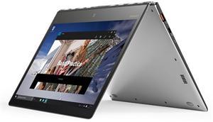 "Lenovo IdeaPad YOGA 900S-12ISK M7-6Y75 3,10GHz / 8GB / 512GB SSD/ 12.5"" QHD/ IPS/ m.touch / WIN10 PROstříbrná 80ML004TCK"