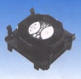 Chladič CPU 486 s ventilátorem