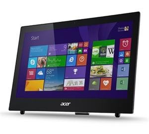 """Acer Aspire Z1-602 AiO 18.5"""" HD, CDC J3060/4GB/500GB/DVD-RW/USB3.0/WF/Cam/Repro/DOS,KB+Mouse/USB"""