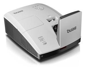 Benq Projektor MW855UST WXGA/ DLP/ 3500 ANSI/ 10000:1/ VGA/ HDMI/ LAN