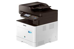 "SAMSUNG SL-C3060FR barevná MFZ+fax (A4, 30ppm, 9600x600dpi, 512MB, Duplex, 4.3"" dotykový displej, USB, LAN)"