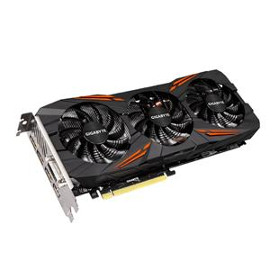 GIGABYTE NVIDIA GeForce GTX N1080G1 GAMING-8GD,8GB DDR5x,256bit,DVI,HDMI,3xDP,PCIe 3.0