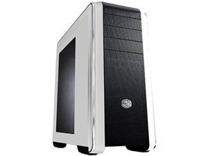 CoolerMaster case miditower CM-690 III Advanced, ATX, USB3.0, bez zdroje, průhledná božnice