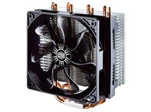 Chladič CPU Coolermaster Hyper T4,socket 2011/1366/1156/1155/1151/1150/775/AM2/AM3/FM1/FM2 silent