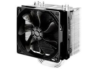 Chladič CPU Coolermaster Hyper 412S,socket 2011/1366/1156/1155/1151/1150/775/AM2/AM3/FM1/FM2 silent