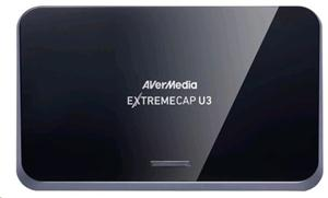 AVERMEDIA EXTREME CAP U3 (CV710) USB3.0, nahrávací/streamovací zařízení