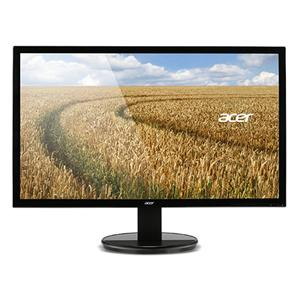 "19.5"" ACER K202HQLAb, 1366x768, 100M:1, 5ms, LCD, LED, Black"