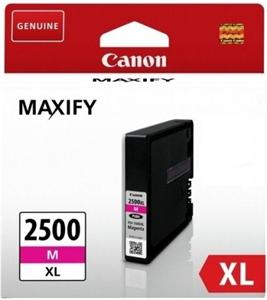 Canon inkoustová cartridge Magenta PGI-2500XL M pro MAXIFY MB5050/MB5350