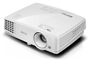 Benq Projektor MX570 XGA/ DLP/ 3200 ANSI/ 13000:1/ VGA/ HDMI/ LAN