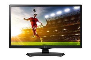 """24"""" VA TV LG 24MT48DF-PZ,1366x768/178°H-178°V/,5M:1,200cd,HDMI,Scart,USB,DVB-T/C,hotel mode,repro,černá"""