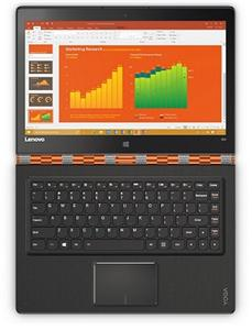 "Lenovo IdeaPad YOGA 900 i5-6200U 2,80GHz / 8GB / SSD 256GB / 13.3"" QHD+ / IPS / multitouch / WIN10 oranžová 80MK00FVCK"