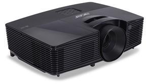ACER Projektor X115, DLP 3D, SVGA (800x600), 3300 ANSI, 20 000:1, VGA, 2.5Kg, ColorBoos 3D,ColorSafe II,živ. lampy 5000h