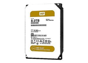 WD GOLD RE WD8002FRYZ 8TB SATA/600 7200 RPM, 128MB cache