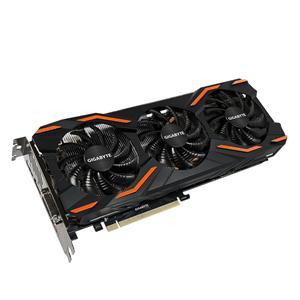 GIGABYTE NVIDIA GeForce GTX N1080WF3OC-8GD, 8GB DDR5x,256bit,DVI,HDMI,3xDP,PCIe 3.0