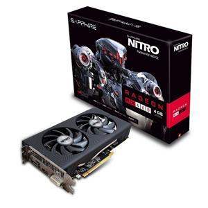 Sapphire Radeon NITRO RX 460 / PCI-E / 4GB GDDR5 / HDMI / DVI-D/ DP OC