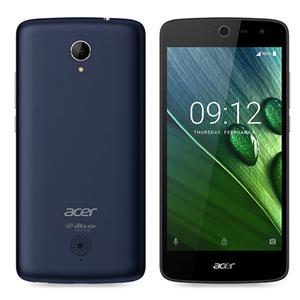 "Acer Liquid Zest Plus LTE 5.5"" IPS1280x720, 1.3GHz QC, ROM 16GB, RAM 2GB, kam.13Mpx/5Mpx, Dual Sim, Android 6.0, Blue"
