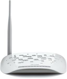 TP-LINK TD-W8951NB, ADSL2+ Modem Annex B + Wireless Router 150Mbps, 4x LAN