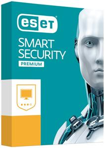ESET Smart Security Premium, 4 stanice, 1 rok